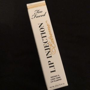 Brand New Unopened Too Faced Lip Injection Extreme